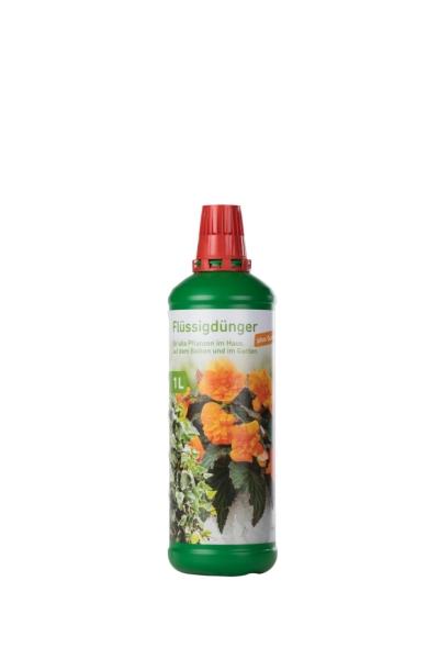 Blumendünger mit Guano -